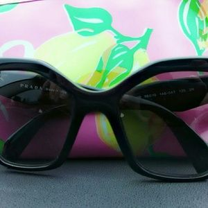 da40870ad365 Prada Accessories | New Triangle Sunglasses 100 Authentic | Poshmark